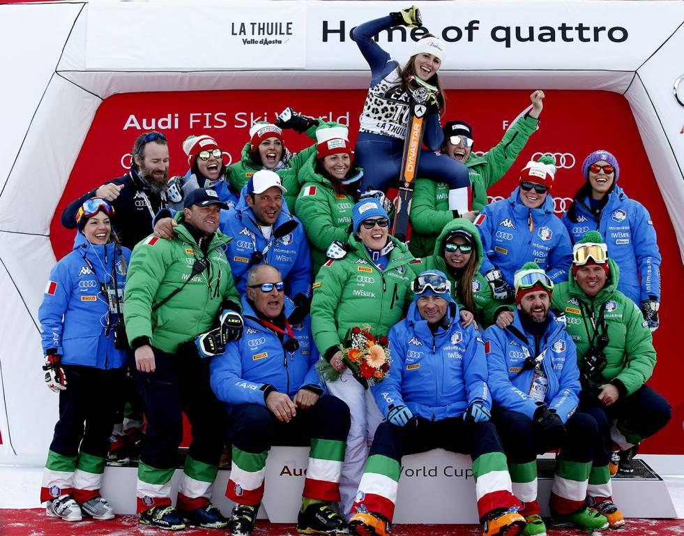 Ski world Cup, La Thuile è pronta