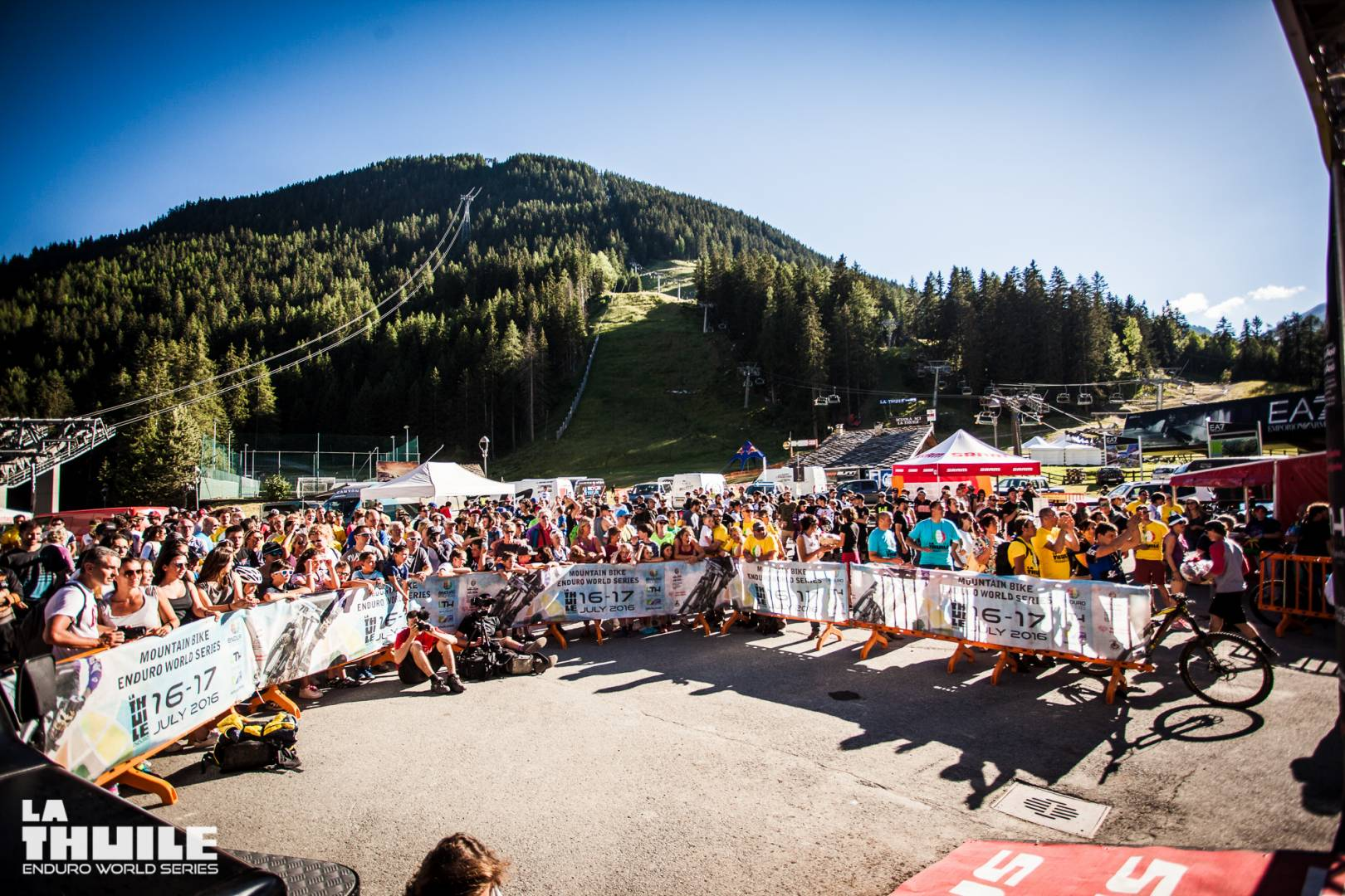 enduro world series la thuile mtb valle d'aosta italy