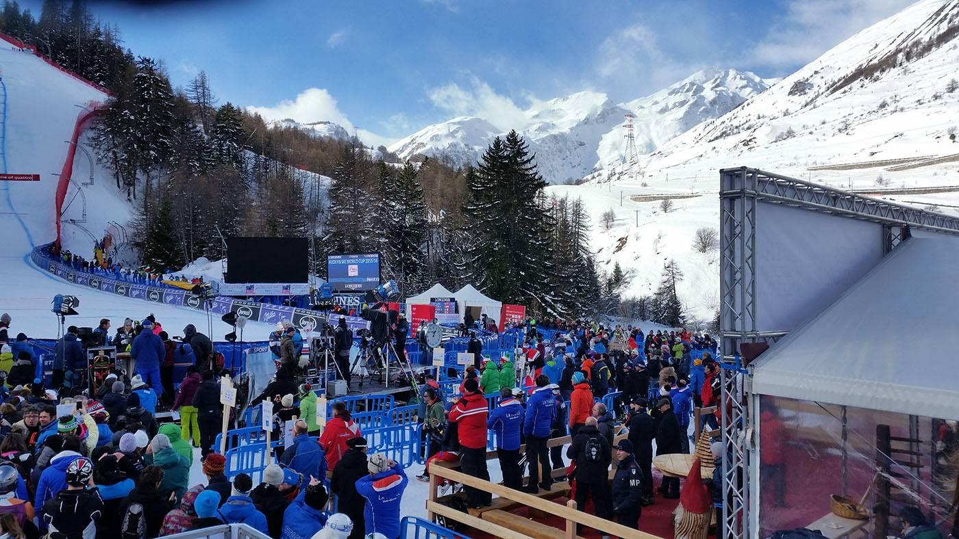 Ski world Cup, confermate le gare a La Thuile