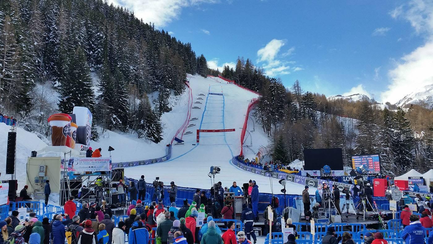 Diventa Volontario per la Coppa del Mondo di sci a La Thuile