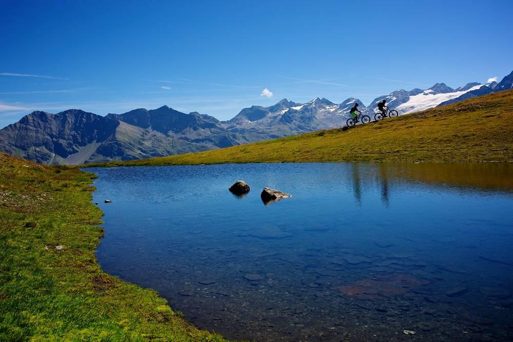 La Thuile - Valle d'Aosta upgrading the self