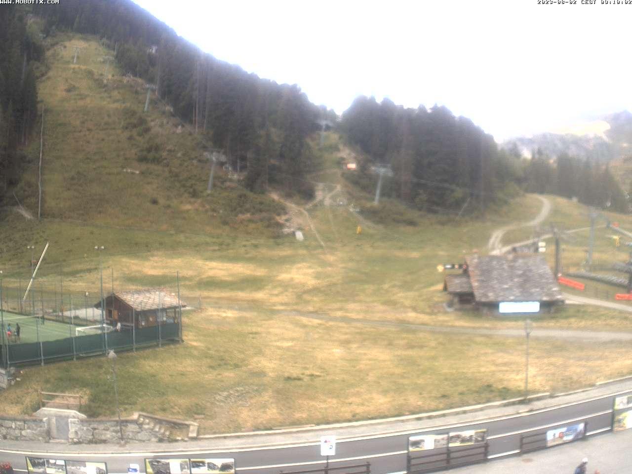 Webcam La Thuile snowpark